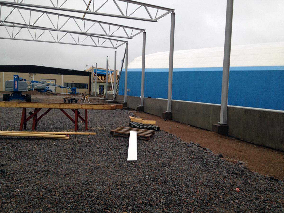 Orwak - Nytt lager 3200 m2